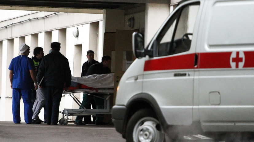 Врачи сообщили о состоянии пострадавших в ДТП с микроавтобусом в ХМАО