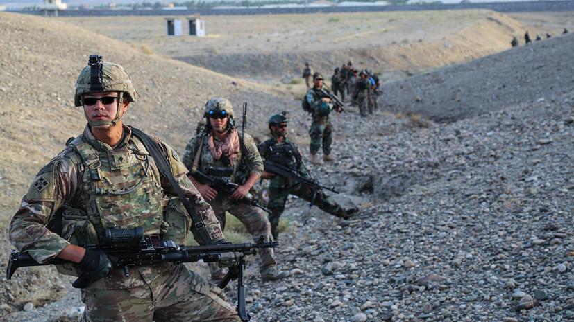 Россия призывает к полному выводу иностранных войск из Афганистана