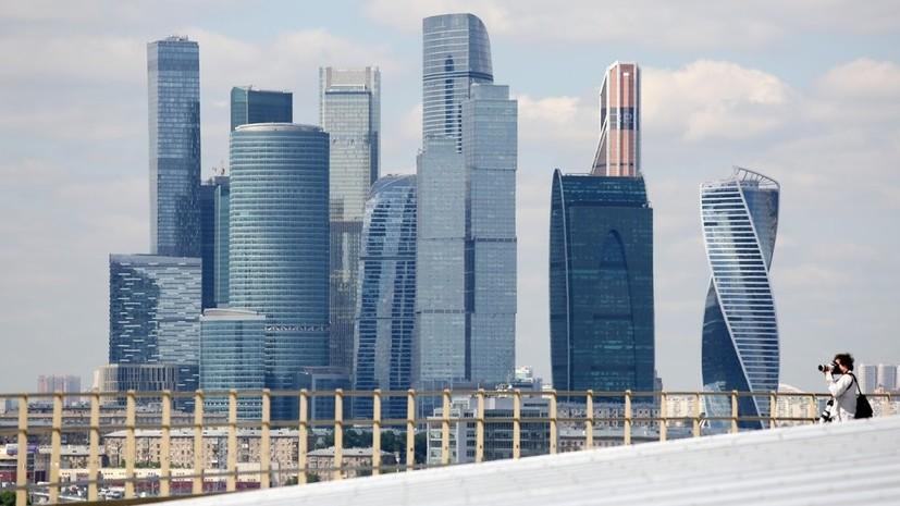 Климатолог не исключил торнадо и смерчи в Москве после периода жары