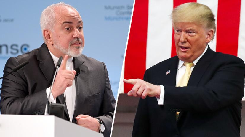 «Повод для усиления экономических санкций»: как США используют тему ядерного оружия для давления на Иран