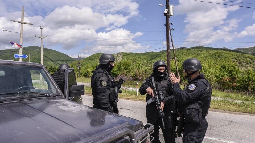 Задержанный в Косове россиянин находится в больнице