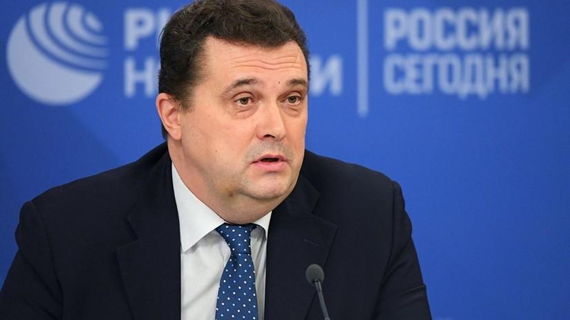 В СЖР осудили задержание шеф-редактора Sputnik Литва