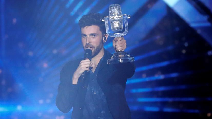 Евровидение-2019 посмотрели более 180 миллионов зрителей