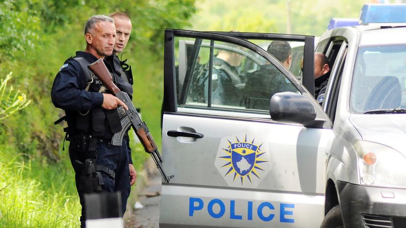 «Грубейшая провокация»: что известно о действиях спецназа Косова на севере непризнанной республики