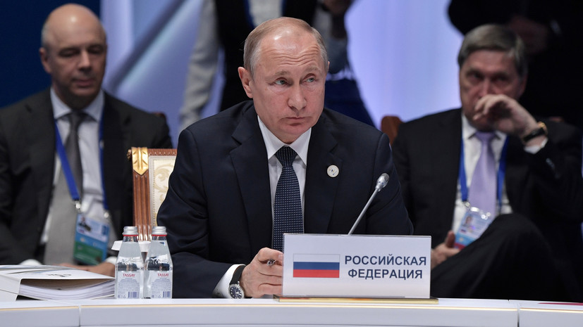Россия предложила учитывать трудовой стаж на территории всех стран ЕАЭС