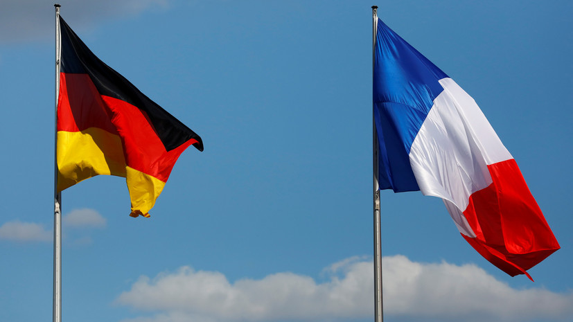 Франция и ФРГ выступили за продолжение переговоров в нормандском формате