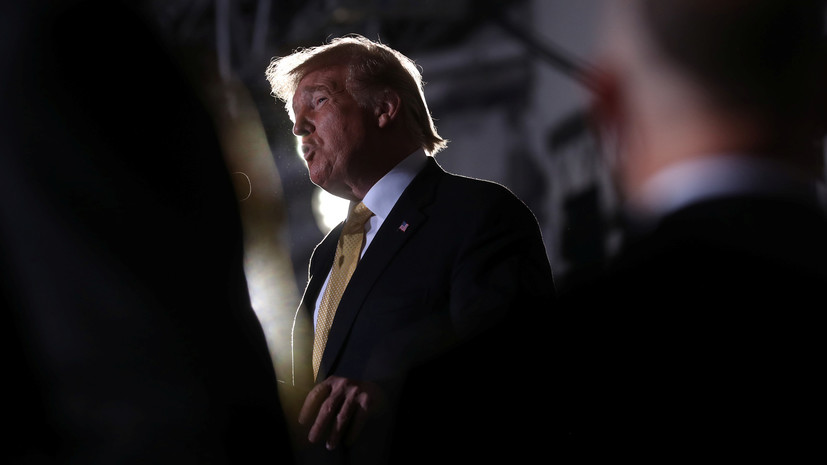 Трамп примет решение по СНВ в 2020 году