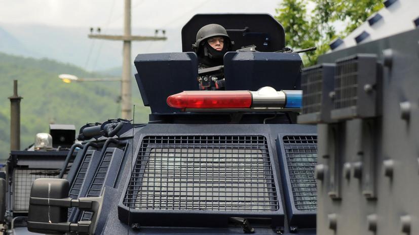 Посольство: власти Косова противятся эвакуации российского гражданина