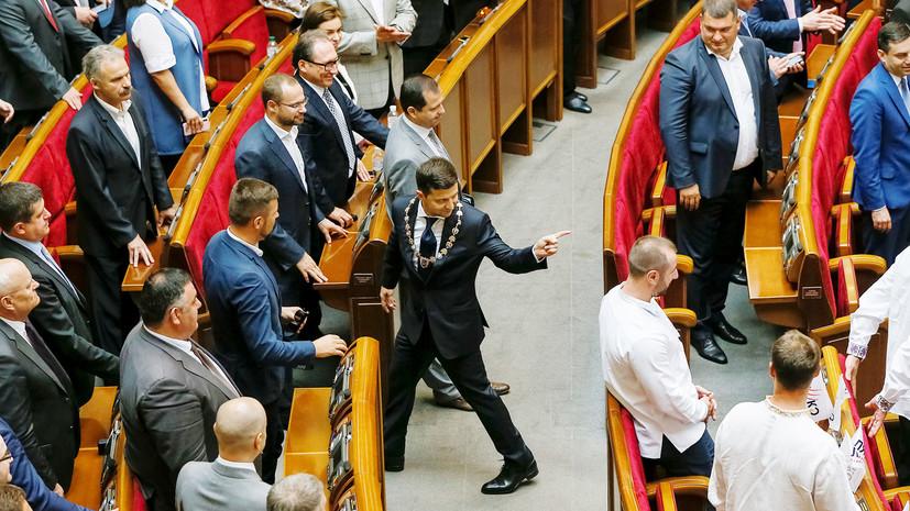 Президент за импичмент: почему Зеленский внёс в Раду закон об отстранении главы государства