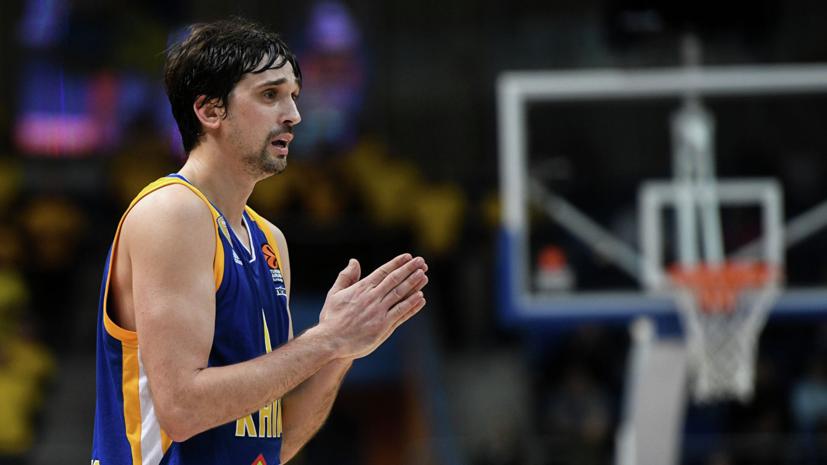 Алексей Швед прокомментировал победу «Химок» в полуфинальной серии плей-офф Единой лиги ВТБ