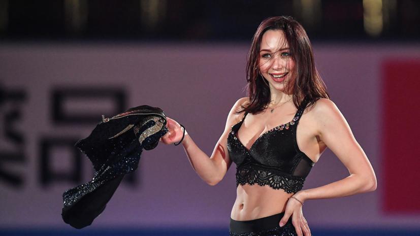 Туктамышева предстала в новом образе на ледовом шоу в Японии