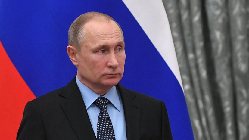 Путин подписал закон о создании цифровых участков на выборах