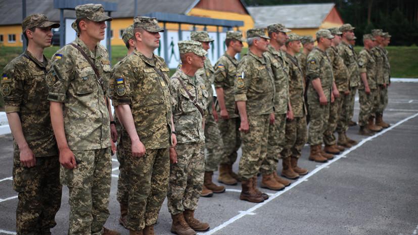 Без старшин и мичманов: как реформа воинских званий может повлиять на интеграцию Украины в НАТО