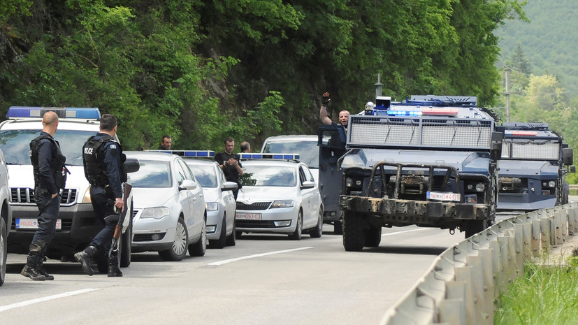 Раненного в Косове российского сотрудника ООН эвакуировали в Белград