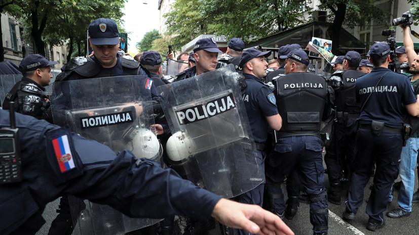 Врач назвал характер травм мирных жителей в Косове «практически попыткой убийства»