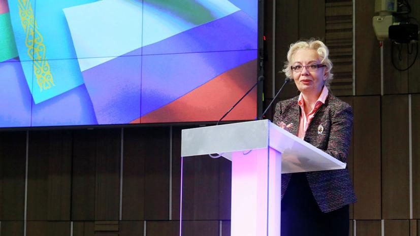 Офис ООН в Женеве возглавит россиянка Татьяна Валовая