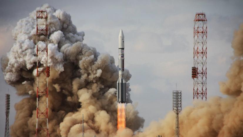 «Протон-М» вывел блок «Бриз-М» со спутником «Ямал-601» на суборбитальную траекторию