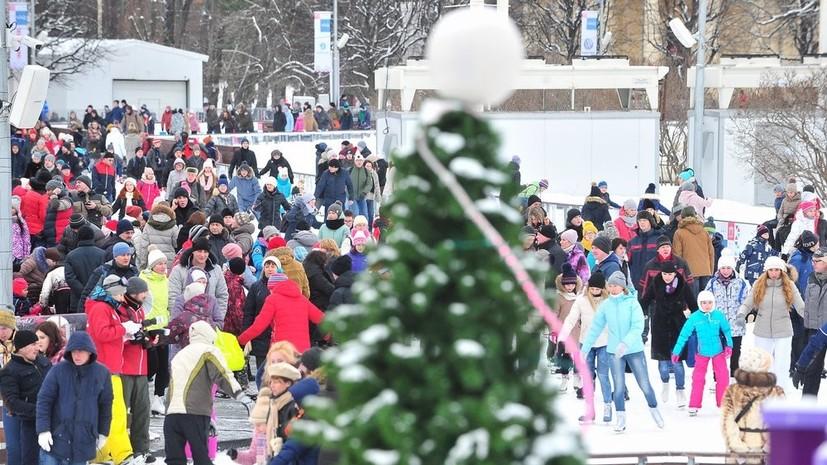 Россиянам сократят новогодние каникулы в 2020 году