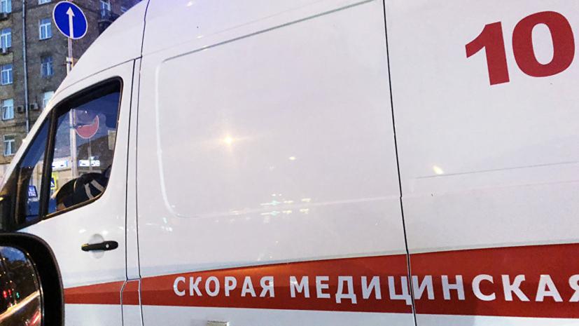 При столкновении двух автобусов в Перми пострадали шесть человек