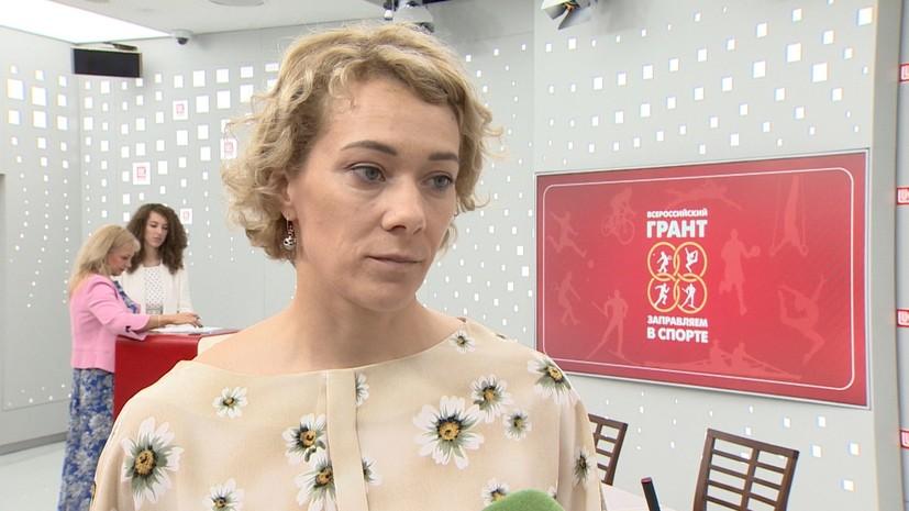 «Мы тренировались больше»: Зайцева о составе сборной России, проблемах развития биатлона и работе на телевидении