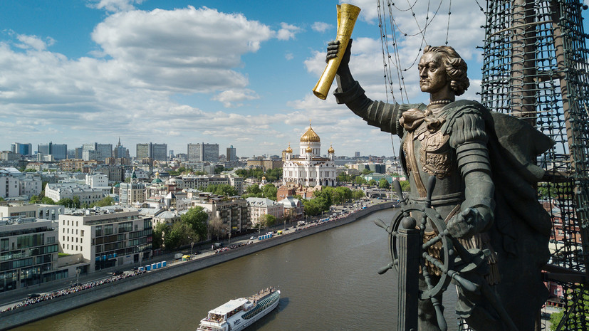 Правительство России утвердило план мероприятий в честь 350-летия Петра I