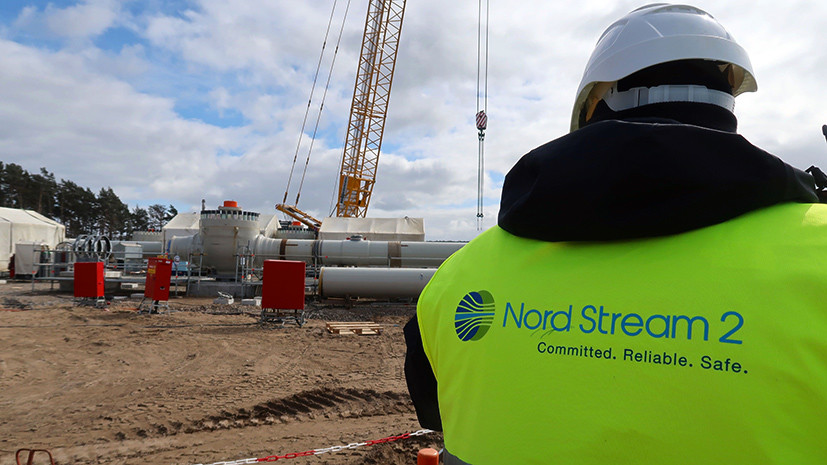 In accordance with the schedule: Gazprom laid 48% of Nord