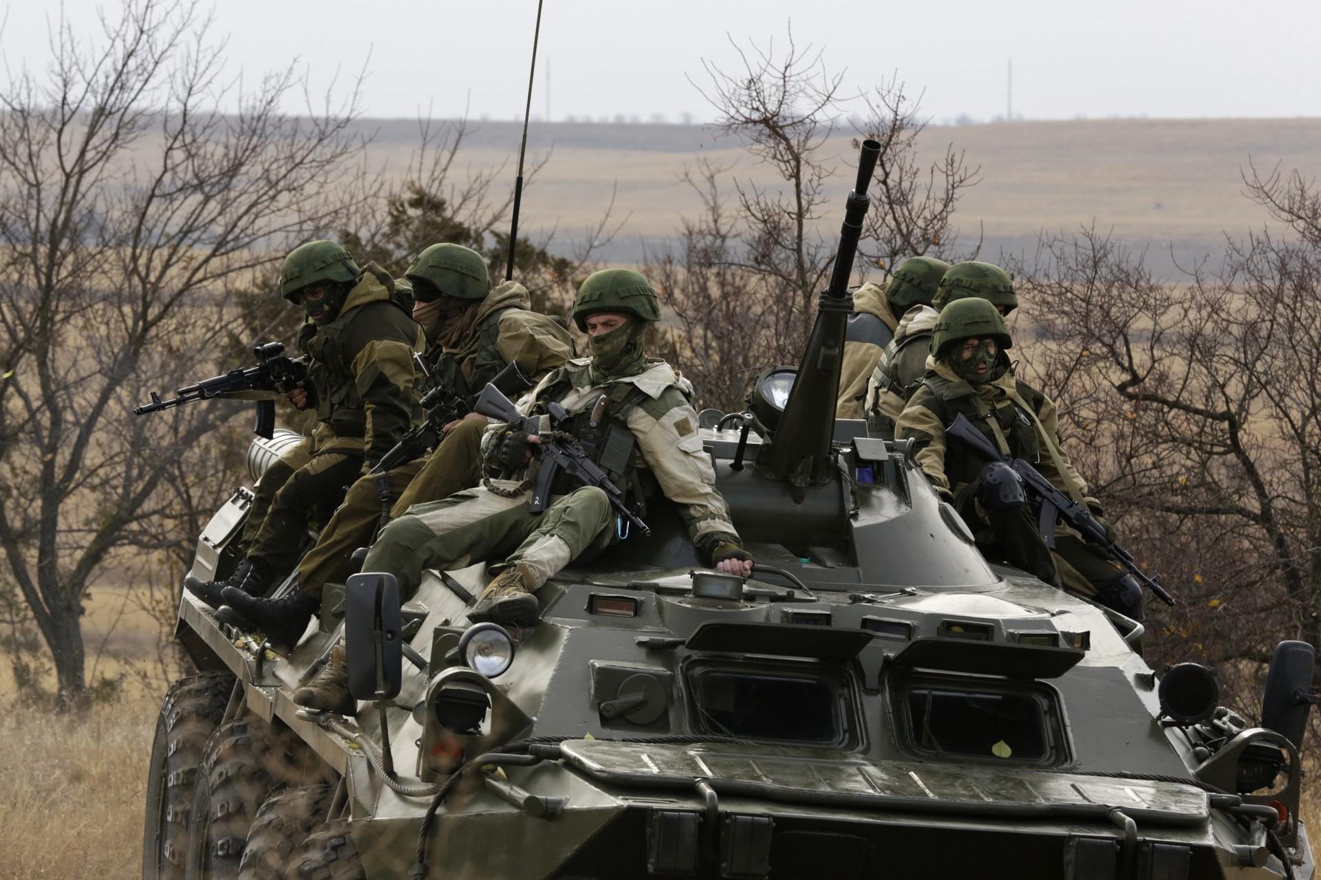 Пограничные войска фсб россии