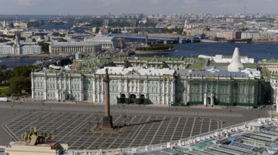Концерт с участием звёзд оперы и эстрады пройдёт 9 мая на Дворцовой площади в Петербурге