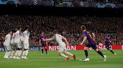 Главный тренер «Барселоны»: Месси вселяет в соперников чувство постоянного страха