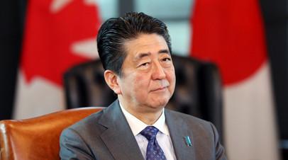Абэ готов встретиться с Ким Чен Ыном без предварительных условий