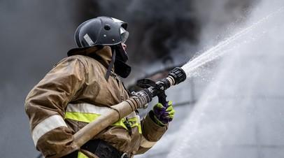 В Кургане ликвидировано открытое горение в трёх домах после взрыва газа