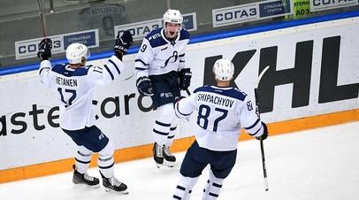 Хоккеист Кагарлицкий рассказал о вариантах продолжения карьеры