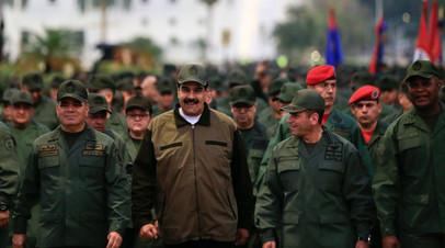 «Мы готовы побеждать»: Венесуэла предостерегла США от военного вторжения