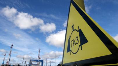 На Урале на участке газопровода «Ямбург — Поволжье» произошла авария