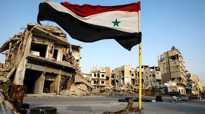 Хомс, Сирия.