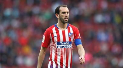Капитан «Атлетико» Годин объявил об уходе из клуба