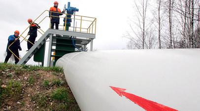 Нефтеперекачивающая станция нефтепровода «Дружба», Белоруссия