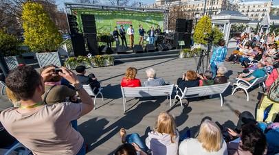 День мюзиклов пройдёт 11 мая в рамках фестиваля «Московская весна a cappella»