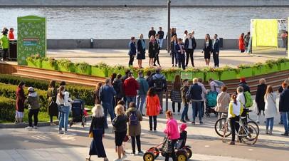 Участники фестиваля «Московская весна a cappella» исполнят «Катюшу»