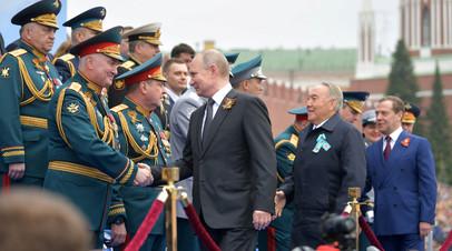 Путин заявил о готовности России к сотрудничеству в борьбе с терроризмом
