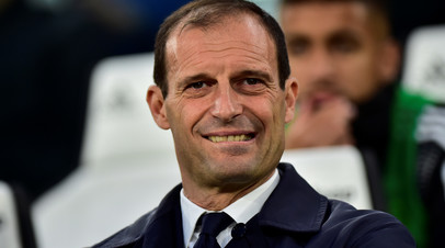 СМИ: Аллегри покинет пост главного тренера «Ювентуса»