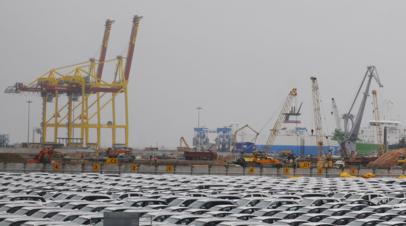 Минэнерго: отгрузка качественной нефти возобновилась в порту Усть-Луга