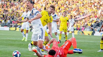 MLS оштрафовала Ибрагимовича за симуляцию