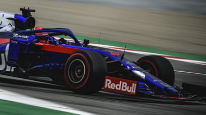 Квят заявил, что ему удалось добиться максимума в квалификации Гран-при Испании