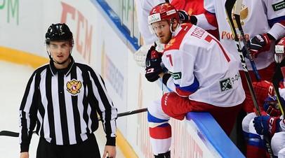 Хоккеисты Задоров и Телегин сыграют за сборную России против Австрии в матче ЧМ