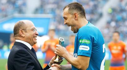 Дубль Дриусси, три результативные передачи Дзюбы и чемпионский кубок: как «Зенит» обыграл ЦСКА в РПЛ