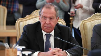Лавров заявил о готовности России обсуждать с США продление СНВ-III