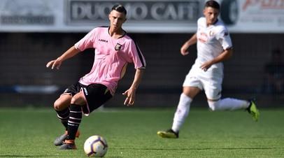 «Палермо» переведён в серию С за мошенничество экс-владельца клуба