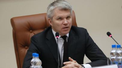 Колобков назвал предложение РУСАДА об отстранении руководства ВФЛА несвоевременным