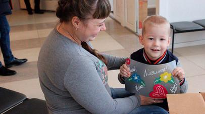 Как шестилетний Ярослав с ДЦП проходит реабилитацию благодаря читателям RT